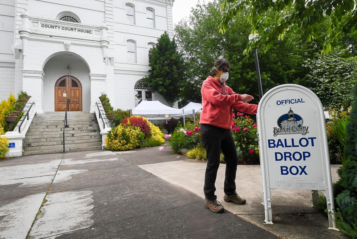 Benton County vote 01