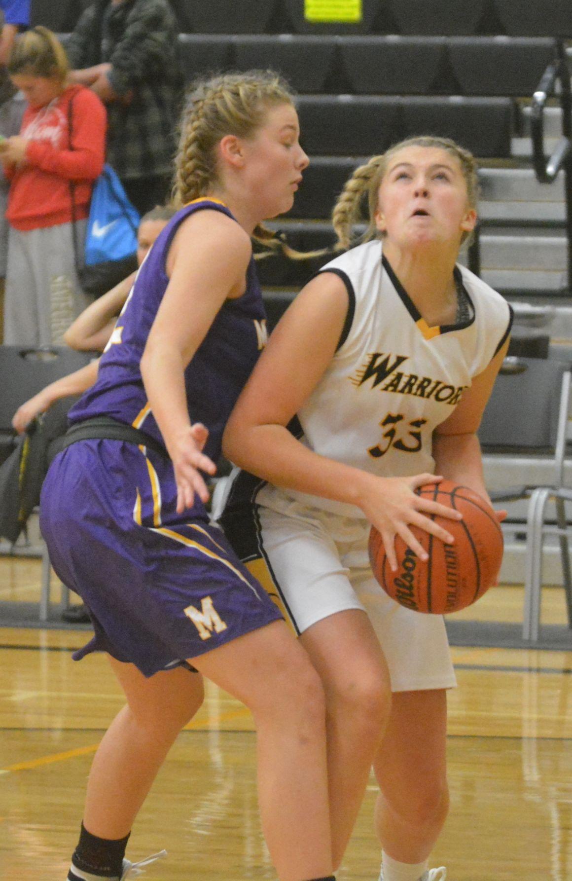 PHS girls basketball: Mia Rust