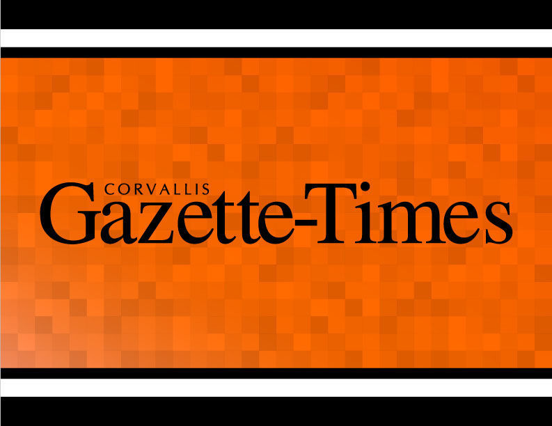 Gazette Times Logo Orange