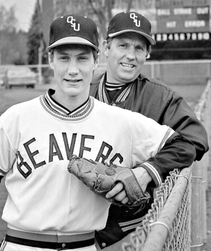ALS claims life of former Oregon State baseball star Mickey Riley
