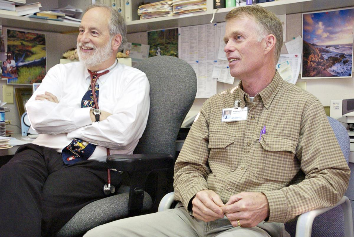 From the Past: David Grube, David Cutsforth
