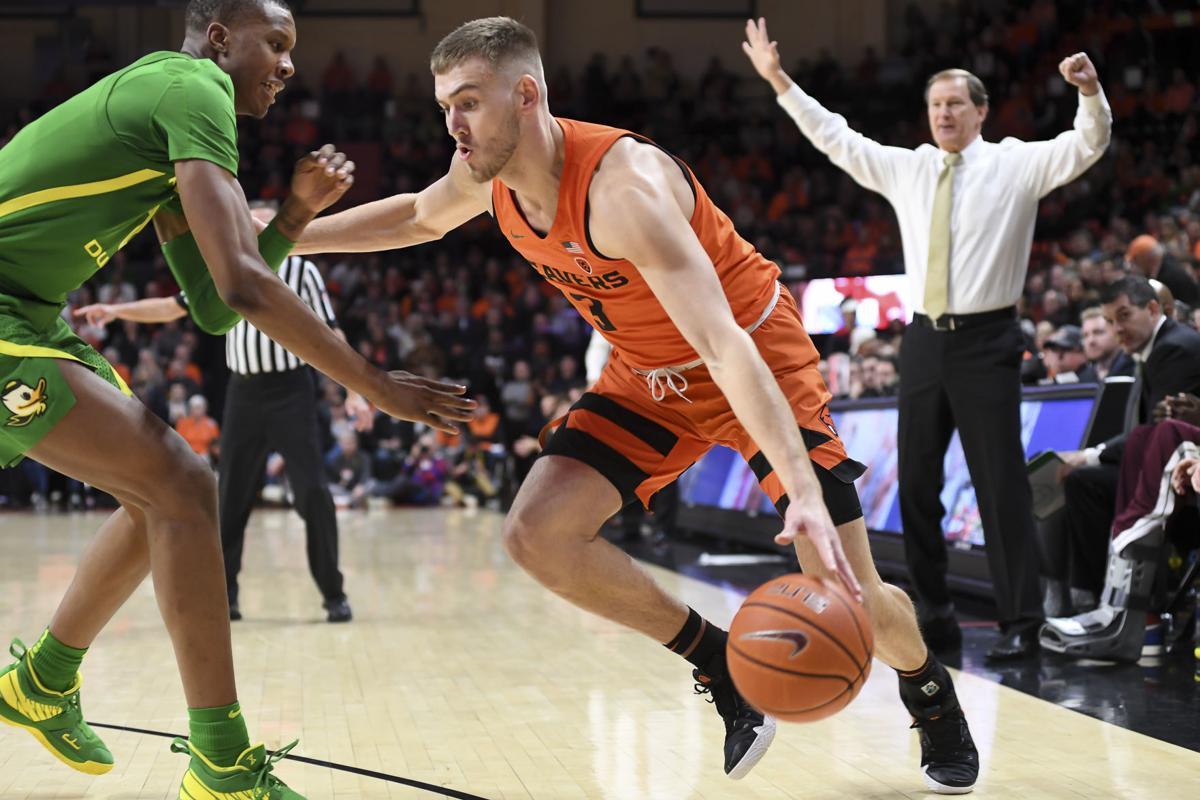 Gallery: OSU vs Oregon Basketball 02
