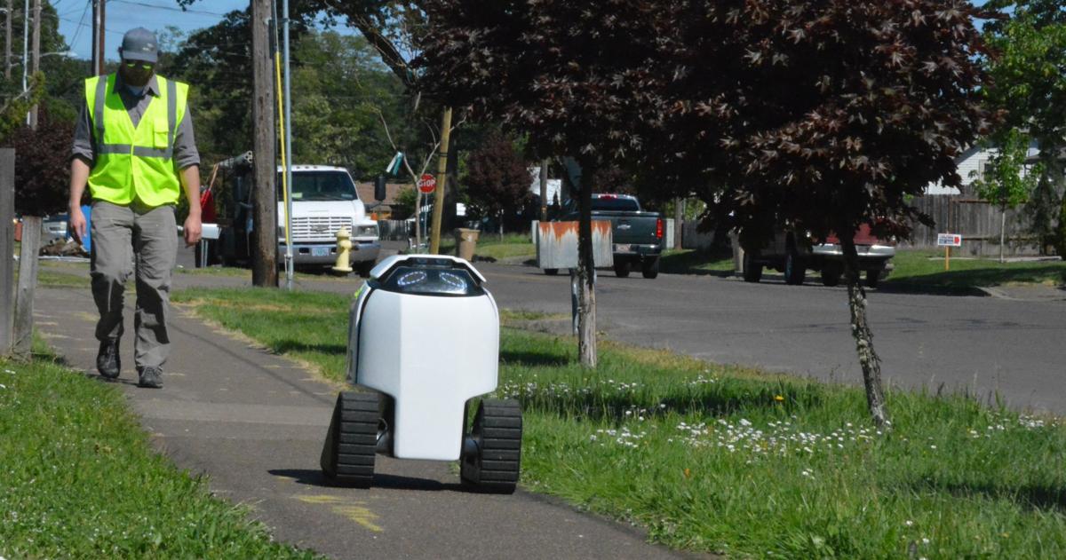 Dax the robot