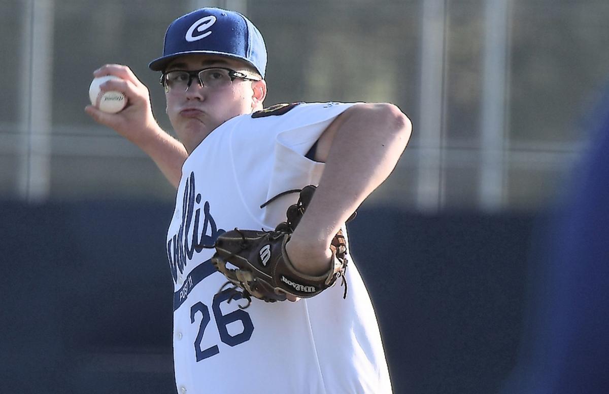 Corvallis Legion baseball: Brandn Vogler