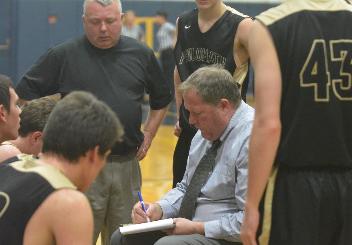 PHS boys basketball: Blake Ecker