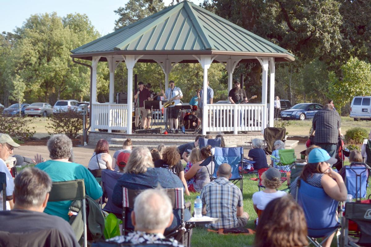 Music in the Park: Ludicrous Speed