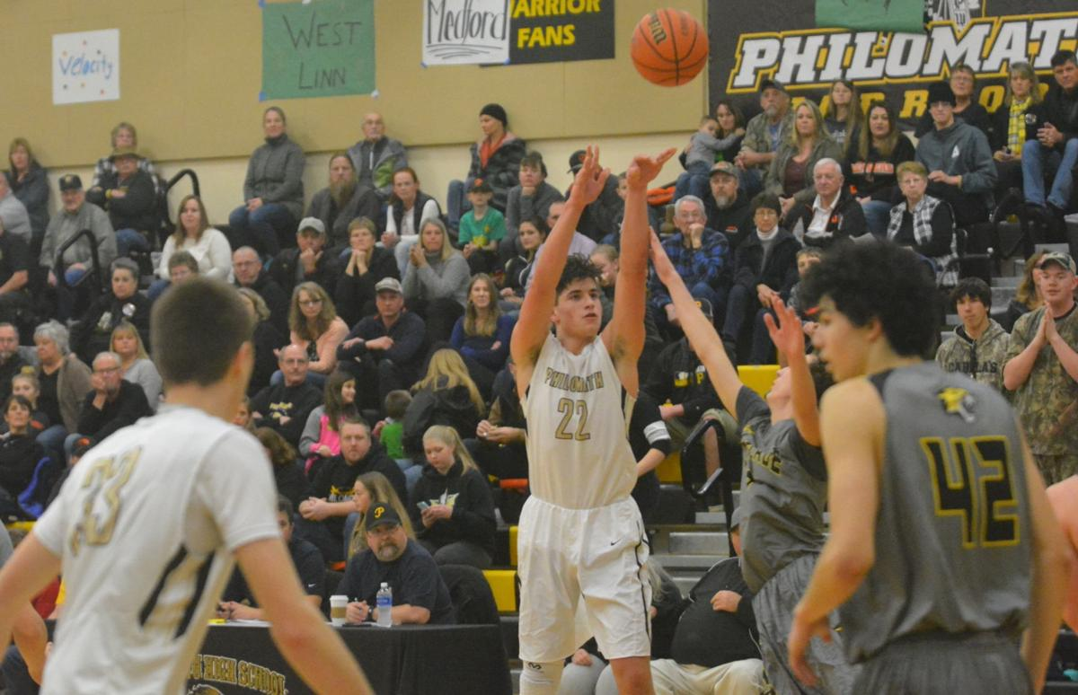 PHS boys basketball: Nolan Jackson