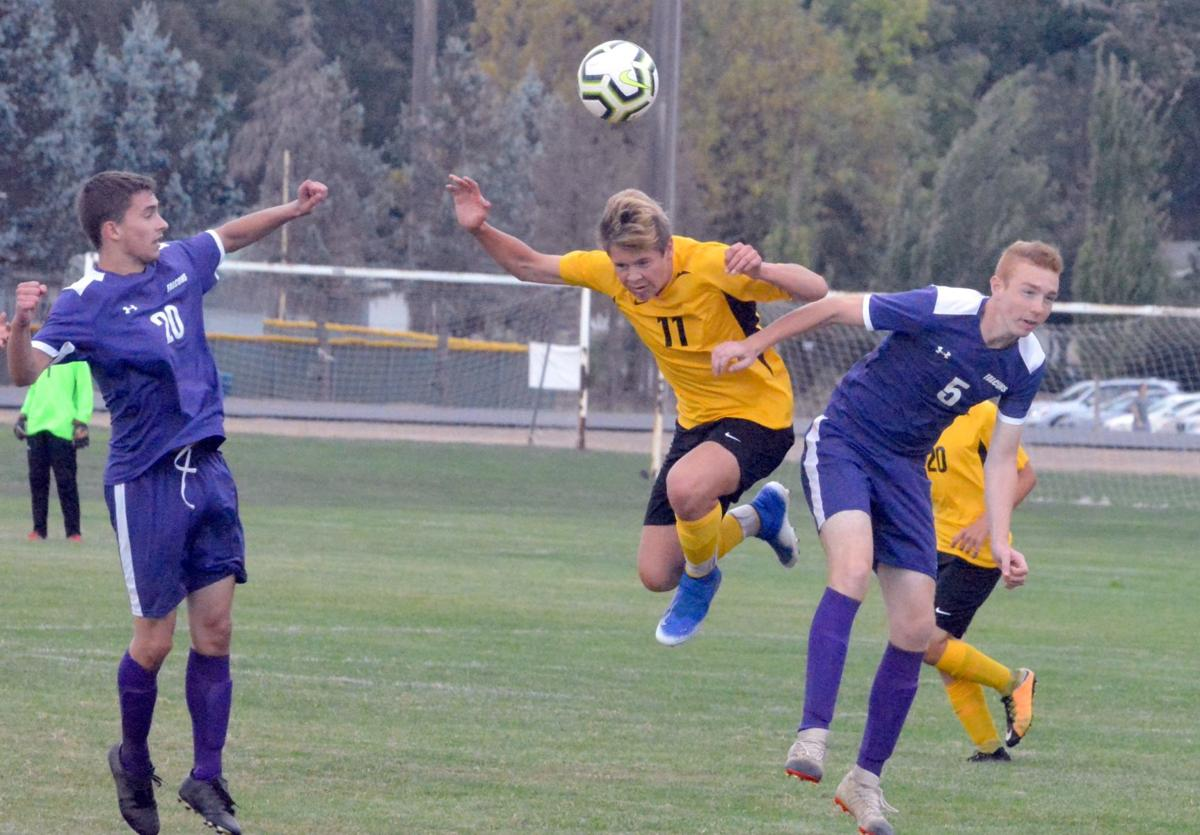 PHS boys soccer: Mateo Candanoza