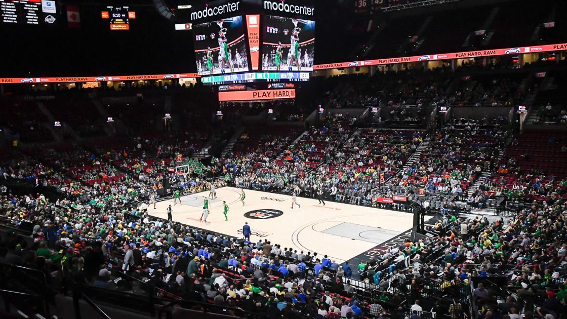Gallery: Oregon State vs Oklahoma men's basketball