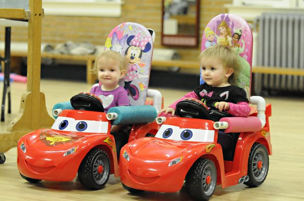 Osu Students Upgrade Toy Cars For Use By Kids With Limited Mobility