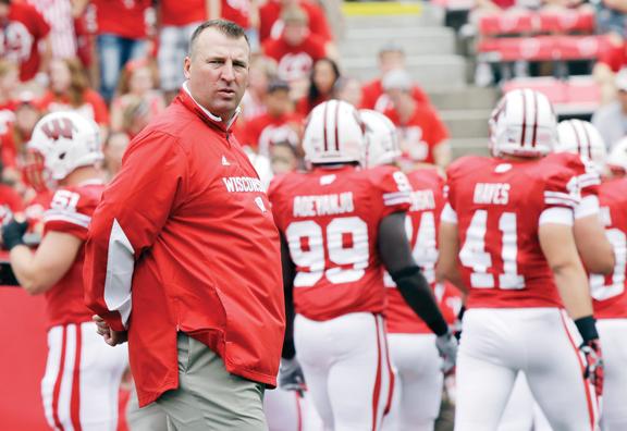 Wisconsin football: Bret Bielema