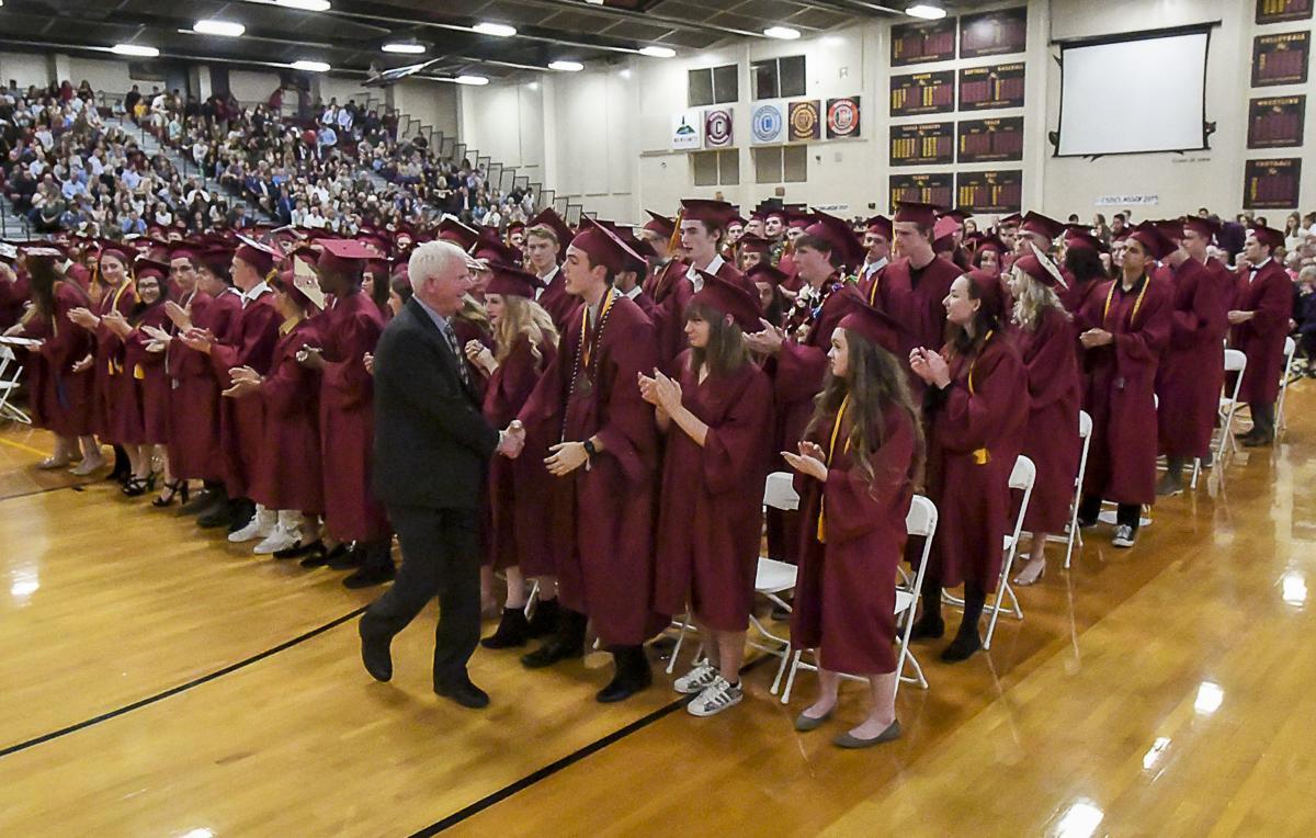 Crescent Valley Graduation 01
