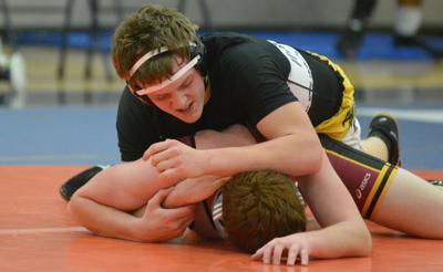 PHS wrestling: Connar Kohn