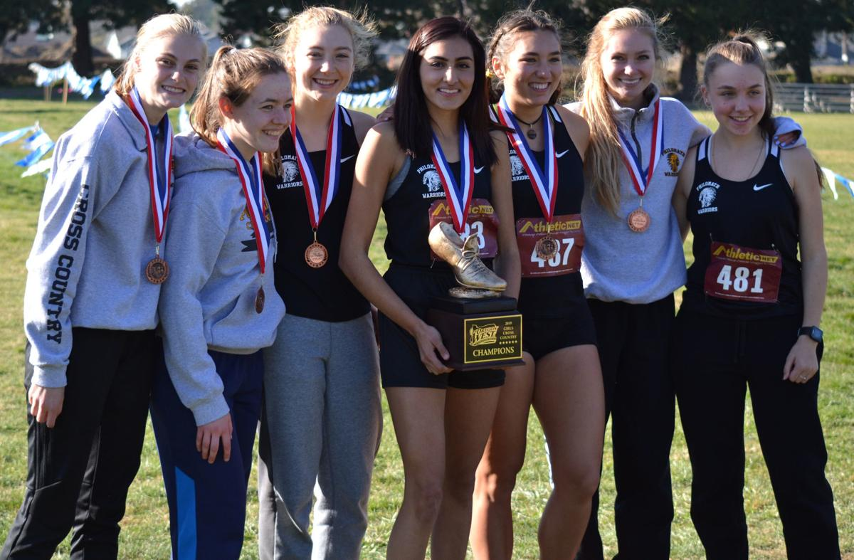 PHS cross-country: OWC champions