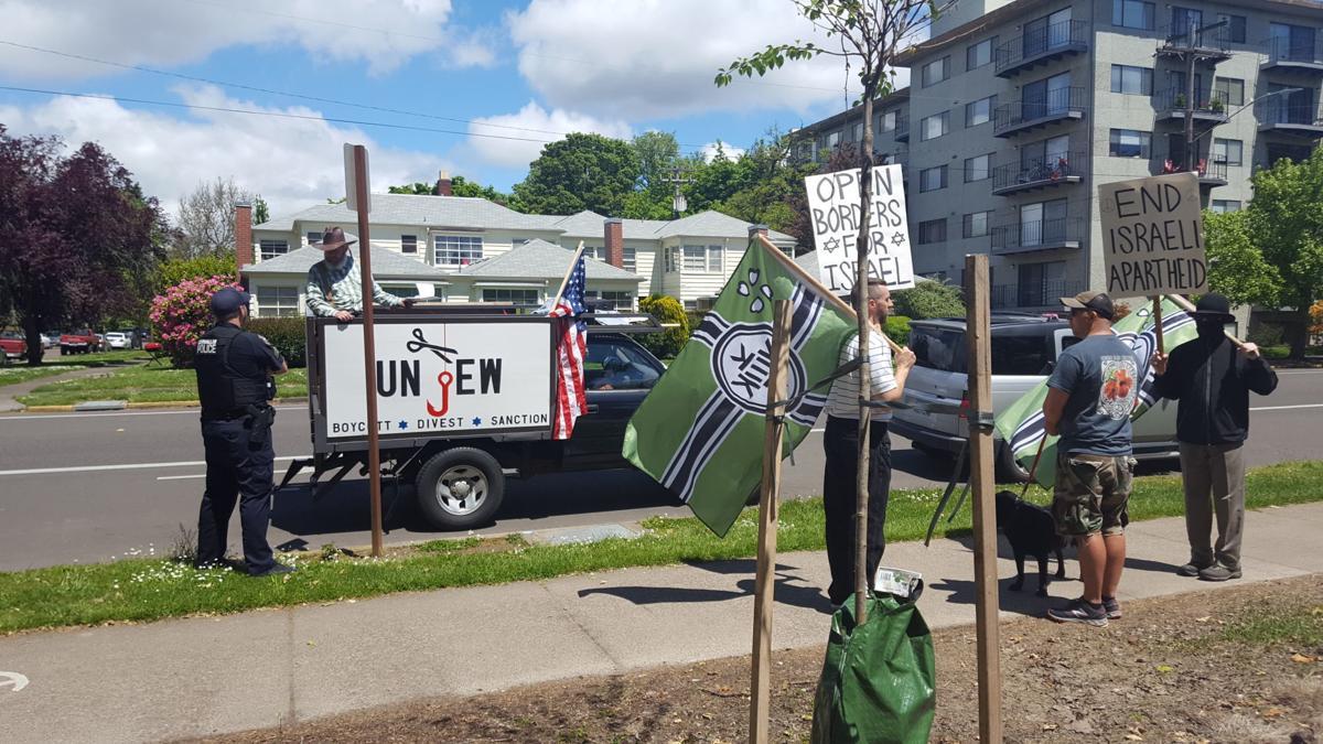 Solidarity Fair Protesters