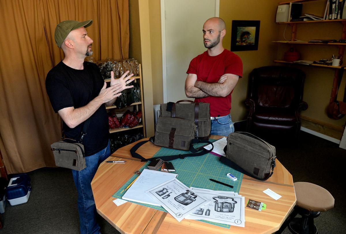 e3d1ec6edb Liberating men s pockets  Corvallis company boldly goes into new ...