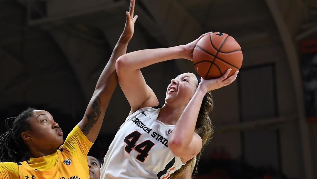 OSU women's basketball: Bench provides spark in blowout win over Cal