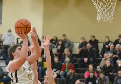 PHS boys basketball: Marshall Brattain