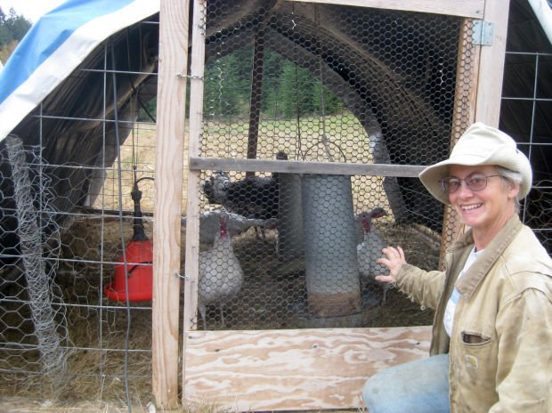 Blodgett couple's poultry enterprise takes off