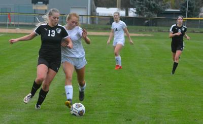 PHS girls soccer: Halle Hewitt