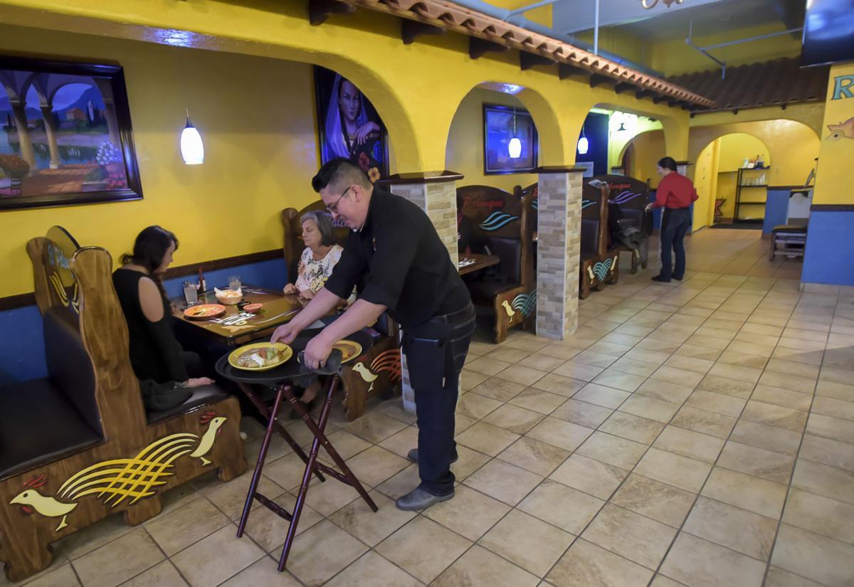El Palenque Mexican restaurant 01