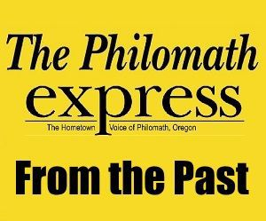 Philomath From the Past logo