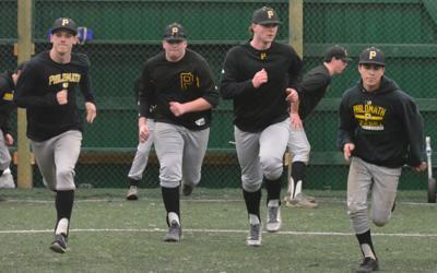 PHS baseball: Practice