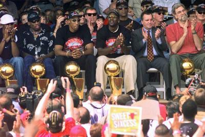 The Last Dance Jordan Basketball