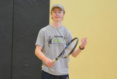 PHS boys tennis: Colton Beckstead