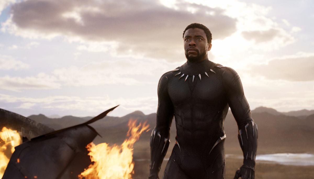 Black Panther Excitement