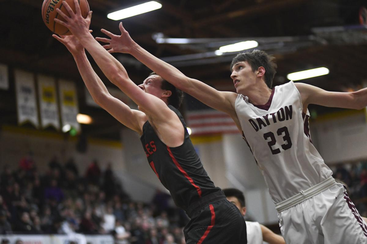 Santiam Christian vs. Dayton Boys Semifinal