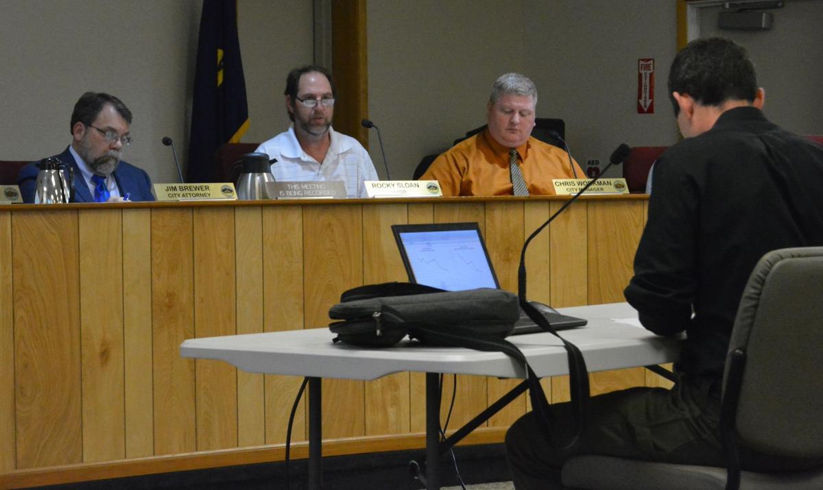 Philomath City Council