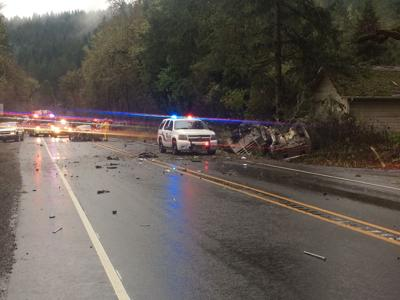 Driver in critical condition after Highway 20 crash | Local