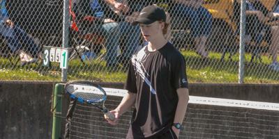 PHS tennis: Colton Beckstead