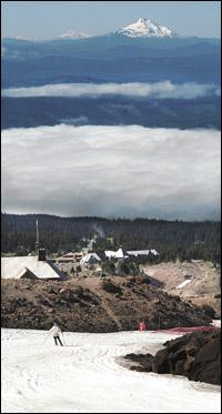 Timberline Lodge: 'Every Oregonian's mountain home'