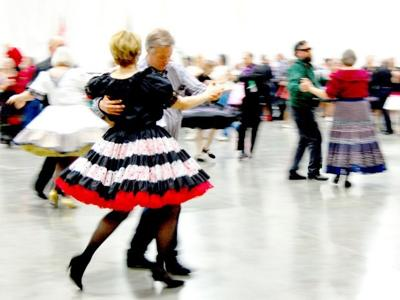 Fest Celebrates 50 Years Of Old Time Dances Good Times The