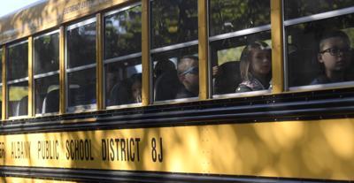 school bus STOCK PIX