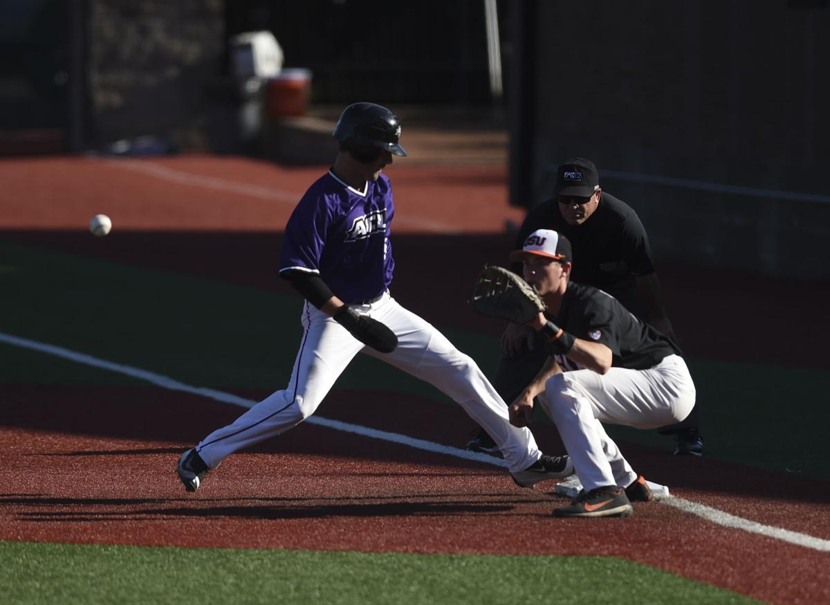 Oregon State vs. Abilene Christian Baseball