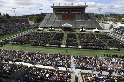 Oregon State Graduation 2018