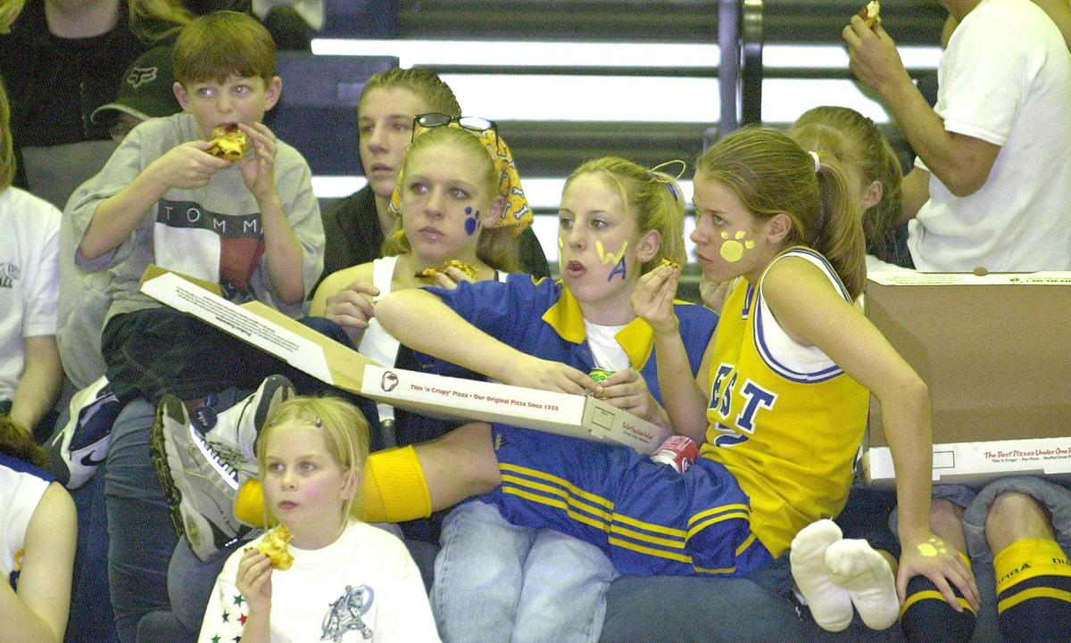 DH February 2001-Flashback West Albany basketball fans