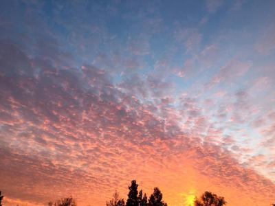 Sunrise Sky 12-8-18