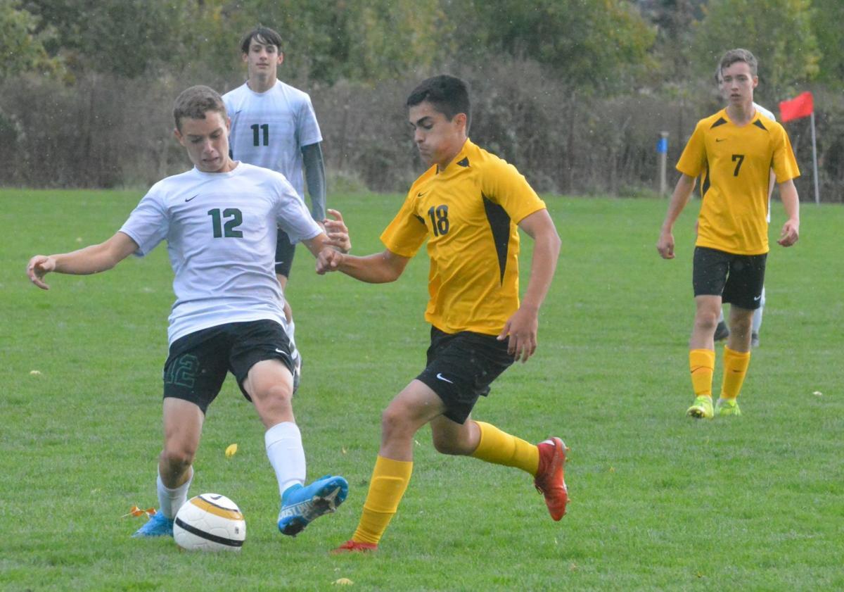 PHS boys soccer: Adam Hernandez