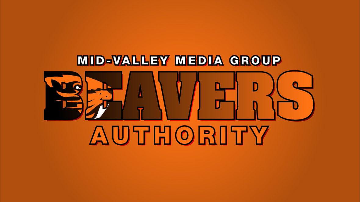 Beavers Sports Logo Orange