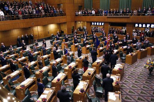 Legislature file art
