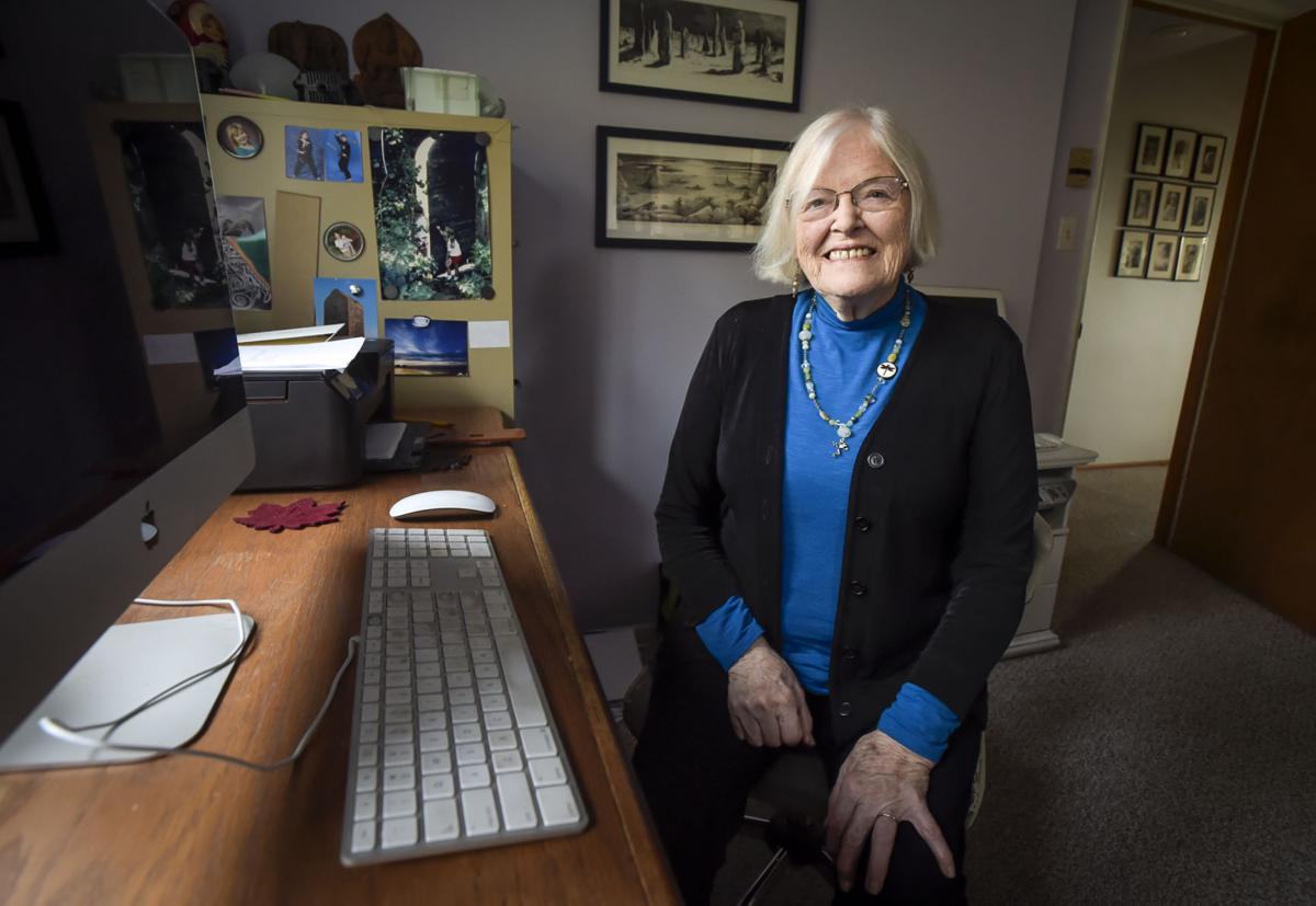 Author Margaret Anderson