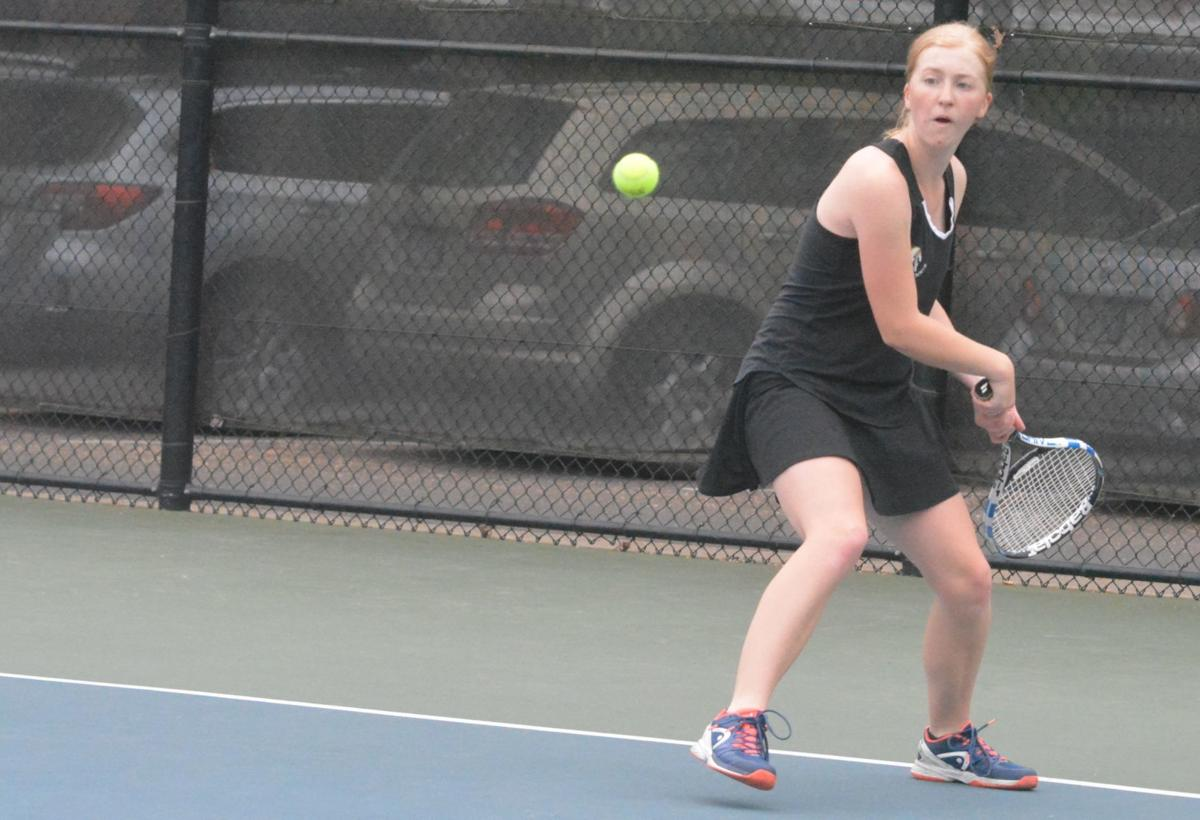 PHS girls tennis: Gabi Beckstead