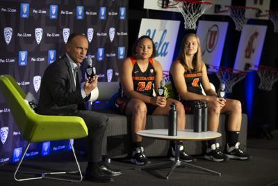 Pac-12 Media Day Basketball