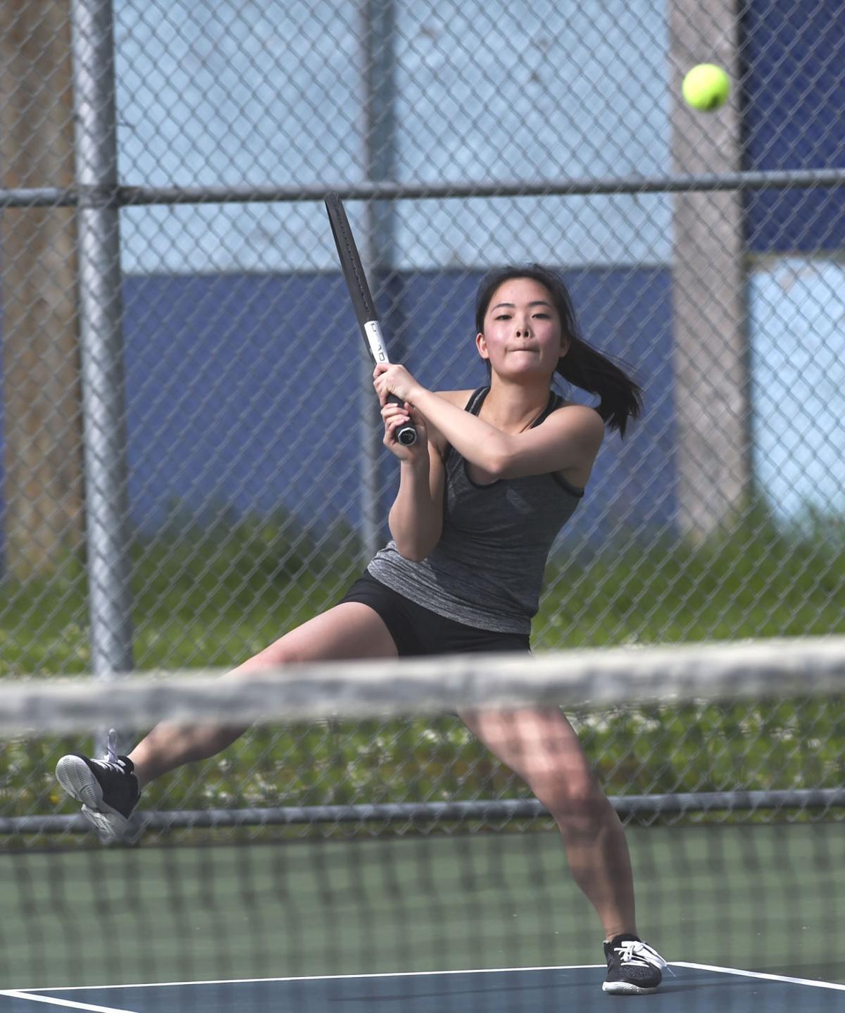Corvallis vs. Crescent Valley Girls Tennis