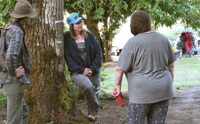 homeless camps butler 28