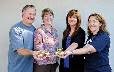 And here are your 2012 Golden Apple winners...
